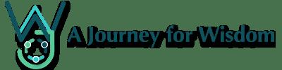 a journey for wisdom logo long