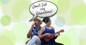Don't Tell my Grandma Podcast